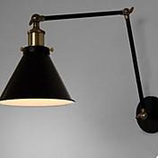 LED スイングアームライト,田舎風/ロッジ メタル