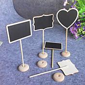 創造的な家庭用家具黒板飾りランダムスタイル
