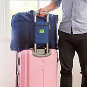 Bolsa de Viaje Organizador para viaje Impermeable Portátil A prueba de polvo Plegable Duradero Almacenamiento para Viaje para Ropa Tela