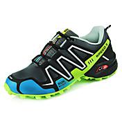 Hombre Zapatos Sintético Primavera Verano Otoño Invierno Confort Innovador Running Con Cordón Para Negro Verde Azul Real