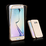 para el caso del Samsung Galaxy a3 a5 2017 360 grados la máxima protección TPU para la galaxia 2016 a310 a710 a510