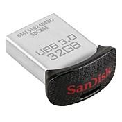 SanDisk Ultra fit 32GB USB 3.0 flash drive (sdcz43-032g-gam46)