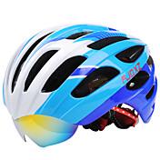 FJQXZ Casco de bicicleta Ciclismo 25 Ventoleras Montaña Utra ligero (UL) Ciclismo de Montaña Ciclismo de Pista Ciclismo Recreacional