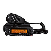 tyt th-9800 walkie talkie 50w banda cuádruple dos vías radio FM pantalla doble