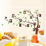 植物の ウォールステッカー プレーン・ウォールステッカー 飾りウォールステッカー 写真ステッカー,ビニール ホームデコレーション ウォールステッカー・壁用シール For 壁