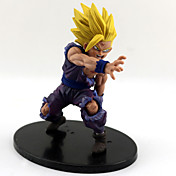 Dragon Ball Son Gohan PVC 12CM Las figuras de acción del anime Juegos de construcción muñeca de juguete