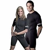 Kutting pérdida de peso sauna sudor ejercicio traje de neopreno unisex del traje de sauna