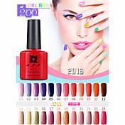 Gel UV para esmalte de uñas 10 1 Esmalte Base Coat Empapa de Larga Duración
