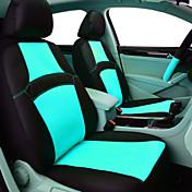 車 ユニバーサル レッド / グリーン / ブルー / オレンジ シートカバー&アクセサリー