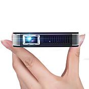 DLP FWVGA (854x480) プロジェクター,LED 80 ミニ 携帯式 HD Android ワイヤレス DLP プロジェクター