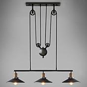 ヴィンテージ ペンダントライト 用途 リビングルーム ベッドルーム ダイニングルーム 研究室/オフィス 電球付き
