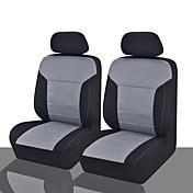 asiento de coche universal portadas 2 fundas de los asientos se ajustan mayoría de los coches