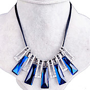 女性 カラー クリスタル ラインストーン 幾何学形 ラインストーン ファッション 欧風 コスチュームジュエリー ジュエリー 用途 結婚式 パーティー 日常