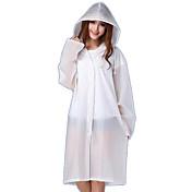 Hombre Mujer Unisex Chubasquero Al aire libre Invierno Impermeable Resistente al Viento Transpirable Suave Eslático Impermeable Camping y