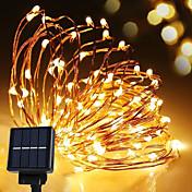 10m Cuerdas de Luces 10 LED Decorativa / IP65