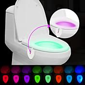 brelong modernizované vodotěsné uv sterlization světelný senzor antropogenní změna barvy WC světlo