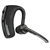 V8 EARBUD Sin Cable Auriculares Armadura equilibrada El plastico Conducción Auricular Con control de volumen / Con Micrófono Auriculares