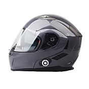 Integral Antiniebla Respirante Fibra de Carbono ABS Los cascos de motocicleta