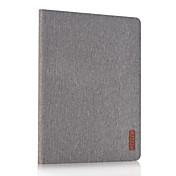 のために スタンド付き ケース フルボディー ケース ソリッドカラー ハード PUレザー のために Apple iPad 4/3/2