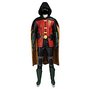 Súper Héroes Baterías Cosplay Disfrace de Cosplay Accesorios de Halloween Ropa de Fiesta Baile de Máscaras Cosplay de películas  Chaqueta