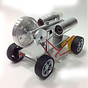 Stirling máquina Modelo del motor del motor Modelo de presentación Juguete Educativo Juguetes científicos Carros de juguete Juguetes