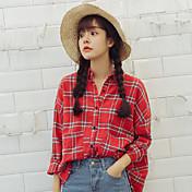 レモン記号2017春新婦の女子学生女の子新鮮な赤いシャツのシャツ
