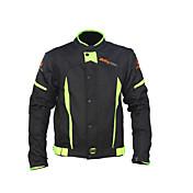 プロバイカーJK-37モーターサイクルジャケットモトクロスレース反射安全コートスポーツバイク防護服の服