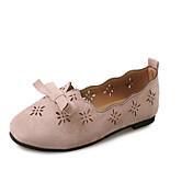 レディース 靴 フリース 夏 メリージェーン フラット ウォーキング フラットヒール ラウンドトウ リボン 用途 カジュアル ドレスシューズ ブラック アーミーグリーン ピンク カーキ色