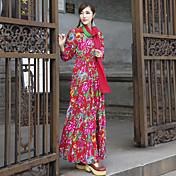 ドラ2017春新大輪の花シン・ザン同じ色のシートのドレスで北東に署名