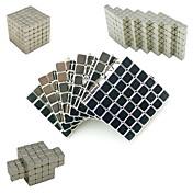 Juguetes Magnéticos Cubos Mágicos Antiestrés 216 Piezas 3mm Juguetes Magnética Cuadrado Regalo