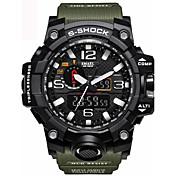 Hombre Reloj de Vestir Reloj elegante Reloj de Moda Reloj de Pulsera Reloj Pulsera Reloj Deportivo Reloj Militar Digital Despertador