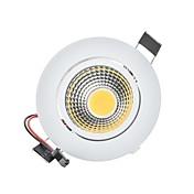 9W 2G11 Luces LED Descendentes Luces Empotradas 1 COB 820 lm Blanco Cálido Blanco Fresco K Decorativa V