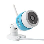 veskys® 1080p impermeable cámara de seguridad IP de seguridad al aire libre de aluminio 2.0mp wi-fi cámara de seguridad ip