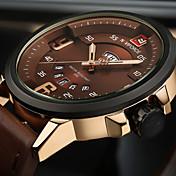 Hombre Reloj Militar Reloj de Moda Reloj de Pulsera Reloj creativo único Reloj Casual Reloj Deportivo Japonés Cuarzo Calendario