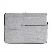 13.3 14.1 bolso ultrafino de la manga del cuaderno del bolso de la computadora del multi-bolsillo de 15.6 pulgadas para la superficie /