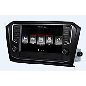 ユーザーフレンドリーな車のDVDプレーヤーvwのパサートb8 2016-2017高品質のGPSナビゲーションシステム