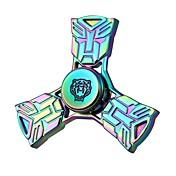 Fidget spinners / Hilandero de mano / Peonza Alivia ADD, ADHD, Ansiedad, Autismo / Juguetes de oficina / Juguete del foco Novedad