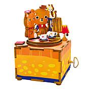 Puzzles de Madera Juguetes Dibujos Manualidades Niños Piezas