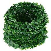 1 ブランチ ポリエステル 植物 ウォールフラワー 人工花
