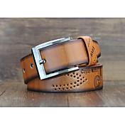 Unisex Legierung Cinturón de Cintura - Activo Básico Moda Bloques