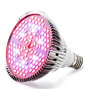 4000-5000 lm E27 Cultivo de bombillas 120 leds SMD 5730 Blanco Cálido Rojo Azul UV (Luz Negra) AC 85-265V