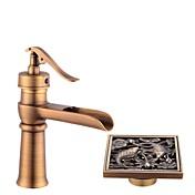 セラミックバルブ バスルームのシンクの蛇口