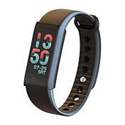 cradmisha x6sスマートブレスレットバンド防水ブルートゥーススマートリストバンドtftカラースクリーン心拍モニター腕時計血圧