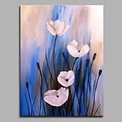 pintado a mano floral / botánico vertical, artístico clásico estilo clásico cumpleaños moderno / oficina contemporánea