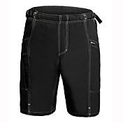 Jaggad Pantalones Acolchados de Ciclismo Hombre Bicicleta Pantalones cortos holgados Pantalones cortos para MTB Prendas de abajo Ropa