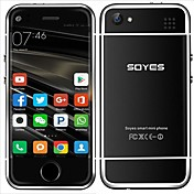 Teléfono móvil soyes 6s android (512mb + 4gb 2 mp dual core 1100mah)
