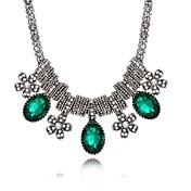 Mujer Forma Geométrica Collares con colgantes Collares de cadena Zirconia Cúbica Zirconio Collares con colgantes Collares de cadena ,