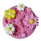 Herramientas para hornear El plastico Manualidades Pastel Moldes para pasteles 1pc