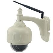 wifi domo IP / impermeable al aire libre / zoom óptico h.264 / 2.8-12mm / wifi