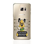 Funda Para Samsung Galaxy S8 Plus S8 Diseños Cubierta Trasera Perro Suave TPU para S8 Plus S8 S7 edge S7 S6 edge plus S6 edge S6